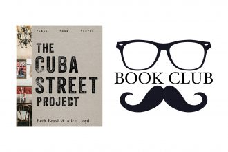 The Cuba Street Project book cover and Fennec Book Club header
