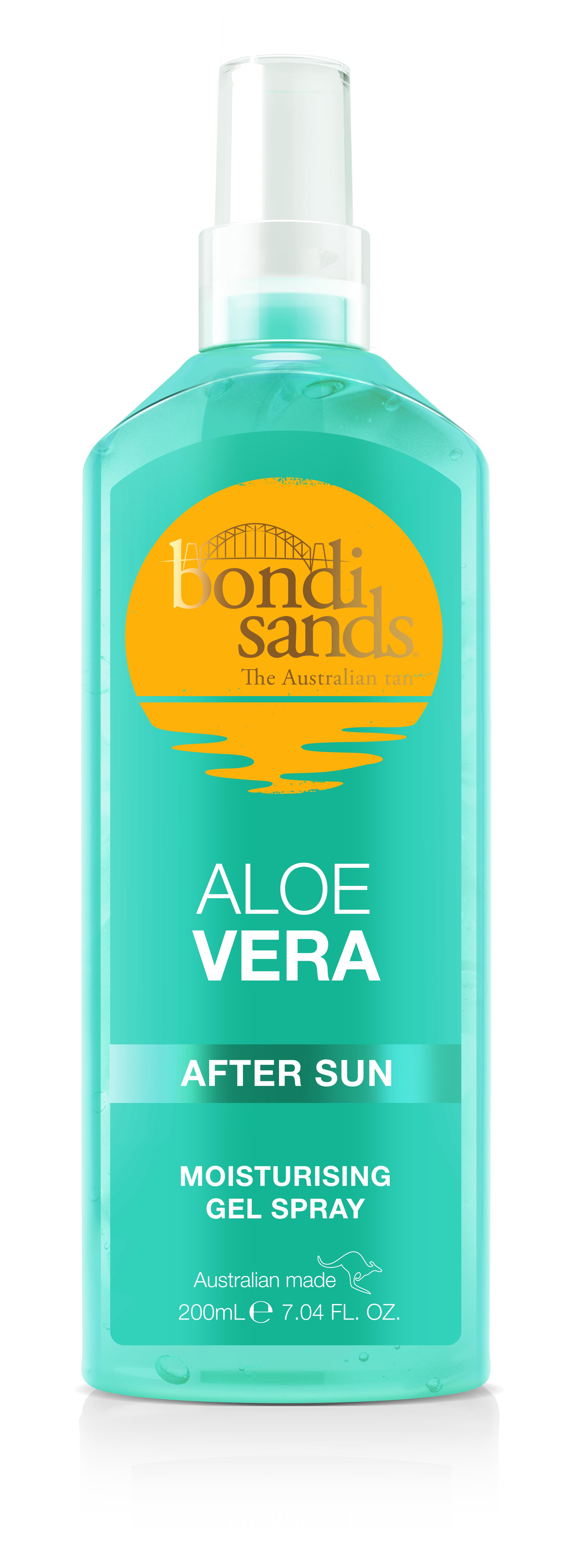 Bondi Sands Aloe Vera After Sun Moisturing Gel Spray, RRP$14.99