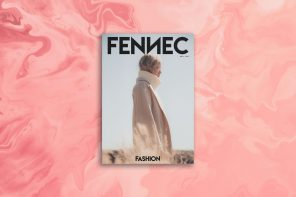 Cover of Fennec Magazine No. 2 Fashion Edition