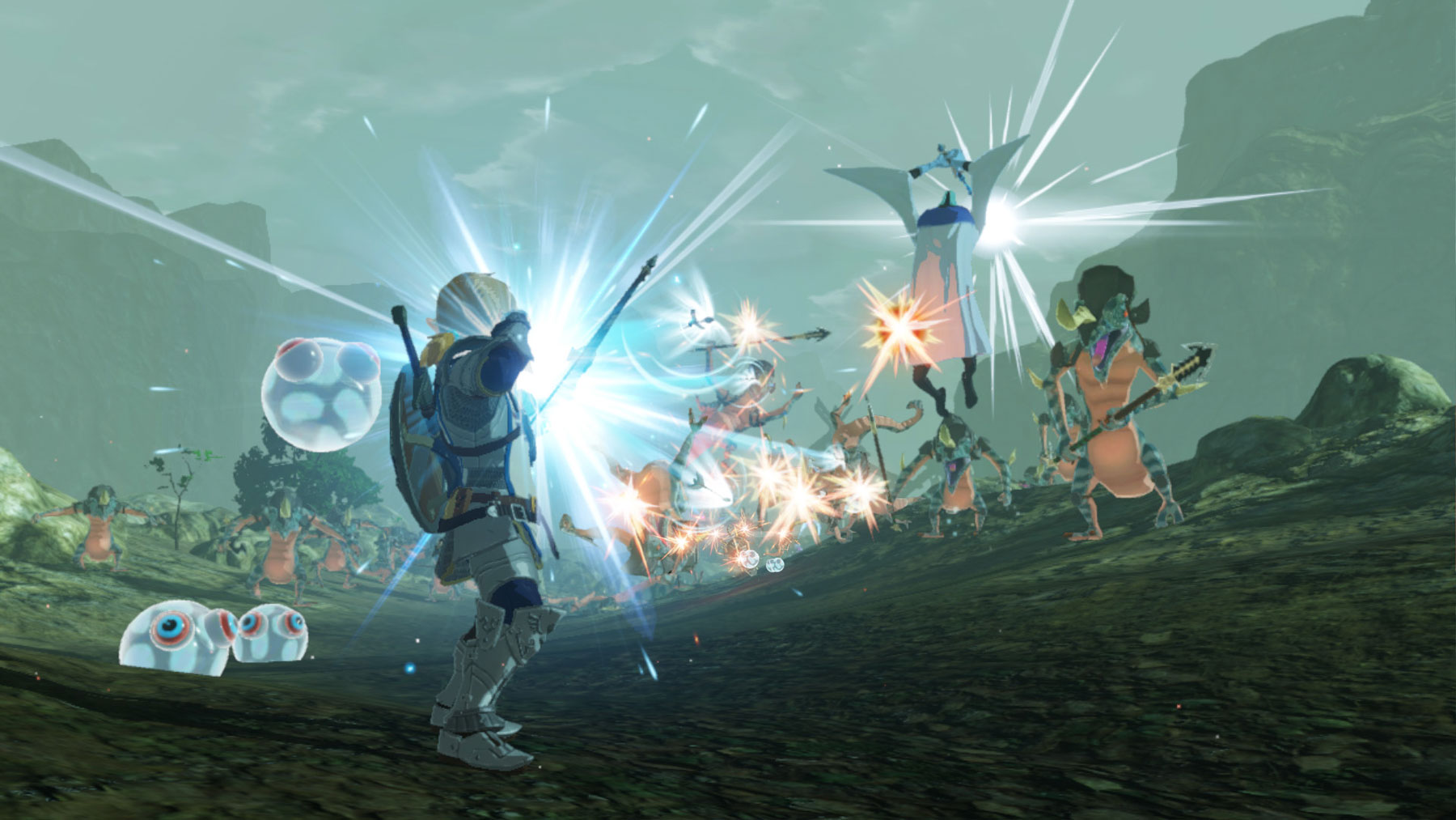 Hyrule Warriors Age Of Calamity Screenshot 02 Fennec