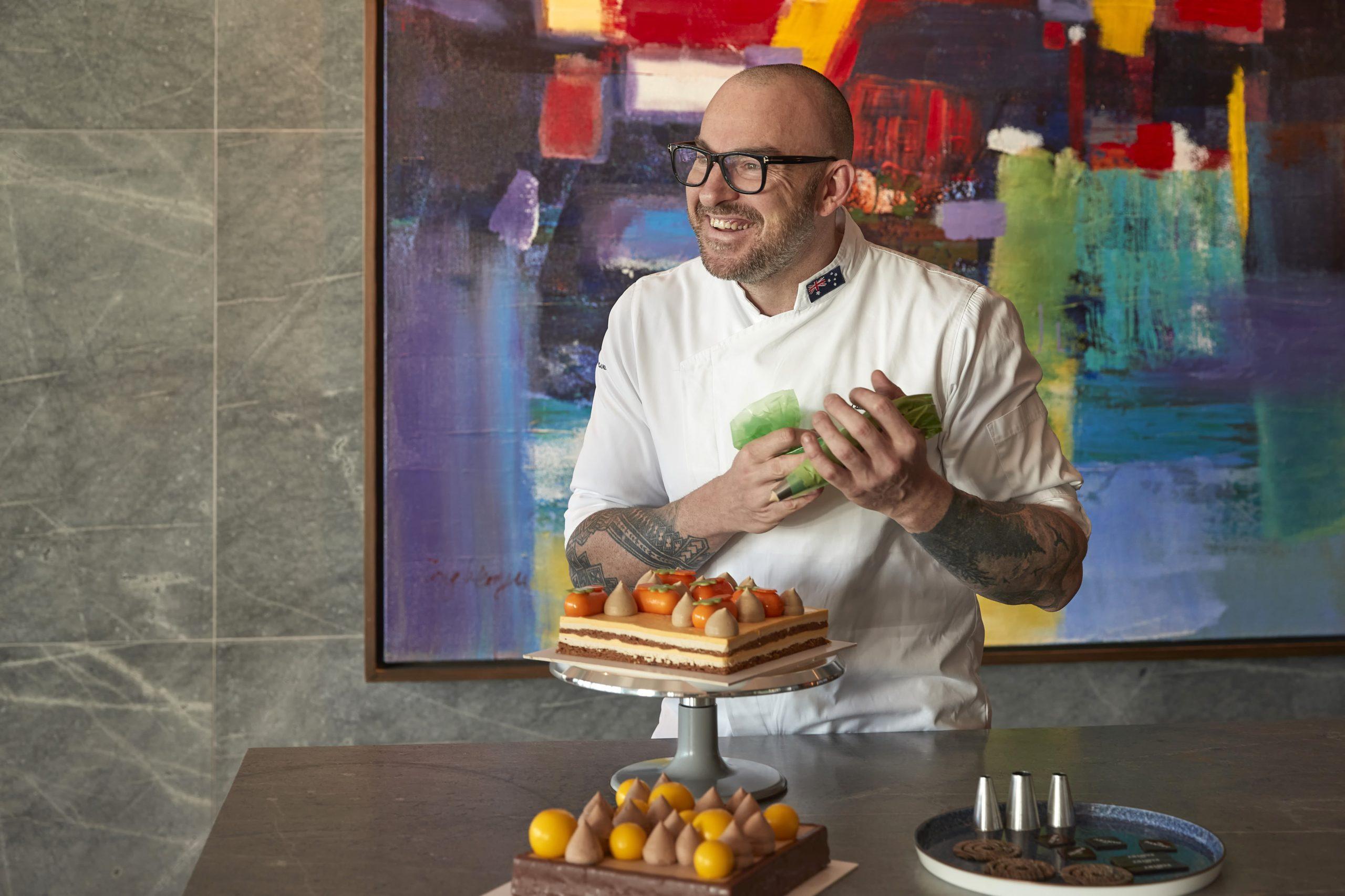 Copy of Executive Pastry Chef - Callum Liddicoat